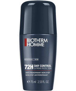 Biotherm Homme Day Control Deodorant 72hr Anti-Perspirant Roll-On 75ml