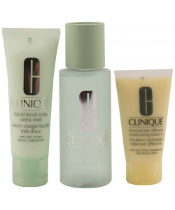 Clinique 3-Step Skin Care Intro Set Skin Type 1