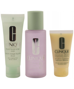 Clinique 3-Step Skin Care Intro Set Skin Type 2