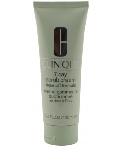 Clinique 7 Day Scrub Cream Rinse Off Formula 100ml