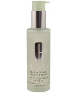Clinique Liquid Facial Soap Oily 200ml