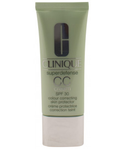 Clinique Superdefense CC Cream SPF30 Colour Correcting Skin Protector Medium 40ml