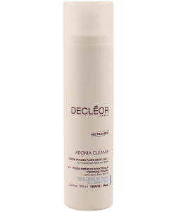 Decleor Aroma Cleanse 3 In 1 Hydra-Radiance Smoothing & Cleansing Mousse 100ml