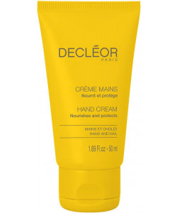 Decleor Hand Cream Nourishes and Protects 50ml
