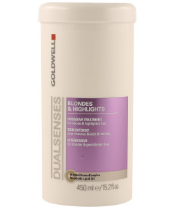Goldwell Dualsenses Blondes & Highlights Intensive Treatment 450ml