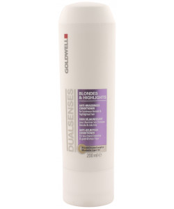 Goldwell Dualsenses Blondes & Highlights Anti-Brass Conditioner 200ml