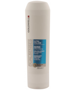 Goldwell Dualsenses Ultra Volume Lightweight Conditioner 200ml