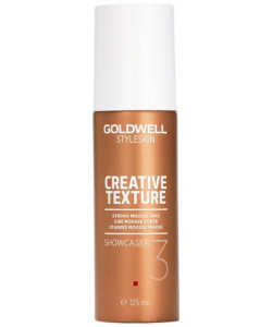 Goldwell Stylesign Creative Texture Showcaser 3 Strong MousseWax 125ml