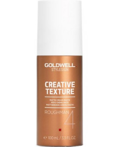 Goldwell Stylesign Creative Texture Roughman 4 Matte Cream Paste 100ml