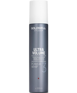 Goldwell Stylesign Ultra Volume Power Whip 3 Strengthening Mousse 300ml