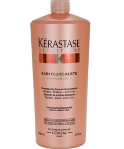 Kerastase Discipline Bain Fluidealiste Smooth-in-motion Shampoo 1000ml