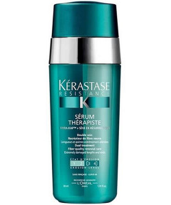 Kerastase Resistance Therapiste Serum Dual Treatment Fiber Quality Renewal Care 30ml