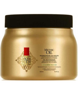 how to use mythic oil masque