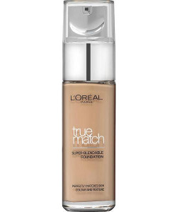 L'Oreal True Match Super Blendable Foundation 1N Ivory 30ml