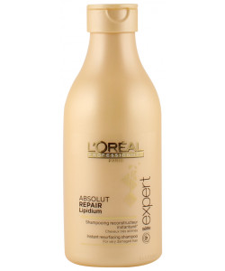 L'Oreal Absolut Repair Lipidium Shampoo 250ml