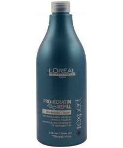 L'Oreal Pro-Keratin Refill Conditioner 750ml