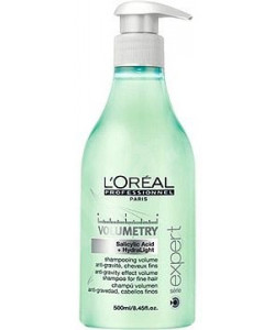 L'Oreal Serie Expert Volumetry Anti-Gravity Effect Volume Shampoo 500ml