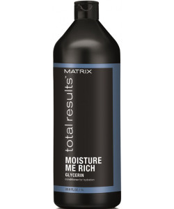 Matrix Total Results Moisture Me Rich Conditioner 1000ml