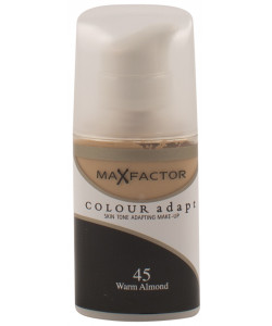 Max Factor Colour Adapt 45 Warm Almond 34ml