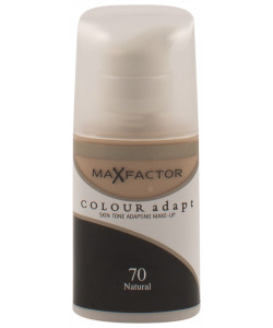 Max Factor Colour Adapt 70 Natural 34ml