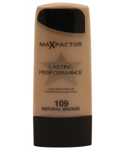 Max Factor Lasting Performance 109 Natural Bronze 35ml