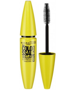 Maybelline Colossal 100% Black Volum Express Mascara 10.7ml