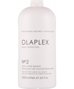 Olaplex Bond Perfector No.2 Apply After Shampooing Lightener Or Rinsing Colour From Hair 2000ml