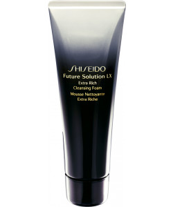 Shiseido Future Solutions LX Extra Rich Cleansing Foam 125ml