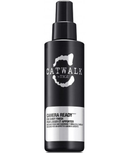 TIGI Catwalk Camera Ready Shine Spray For Glossy Finish 150ml