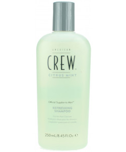 American Crew Citrus Mint Refreshing Shampoo 250ml