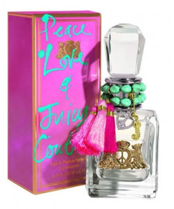 Juicy Couture Peace Love & Juicy Couture edp 50ml