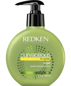 Redken Curvaceous Ringlet for Spirals Shape-Perfecting Lotion 180ml