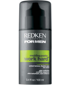 Redken For Men Work Hard Paste 100ml