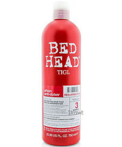 TIGI Bed Head Urban Resurrection 3 Shampoo 750ml
