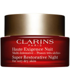 Clarins Super Restorative Night Cream For Very Dry Skin 50ml