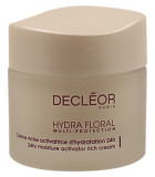 Decleor Hydra Floral 24hr Hydrating Rich Cream 50ml