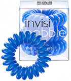 Invisibobble Navy Blue 3-pack