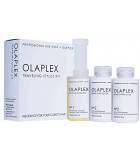 Olaplex Traveling Styling Kit - No.1 Bond Multiplier 100ml + No. 2 Bond Perfector 2x100ml