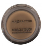 Max Factor Miracle Touch Liquid Illusion Foundation 45 Warm Almond